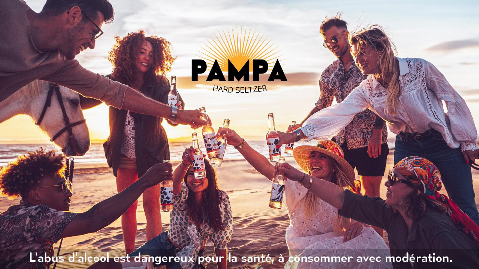 Pampa : Test et avis de ce nouveau hard seltzer